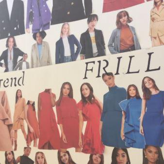 Trend report : Frills